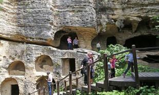 Titus Tüneli gezginlerin yeni gözdesi