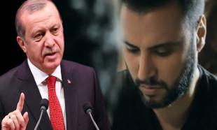 Alişan'dan Erdoğan'a yanınızdayım mesajı