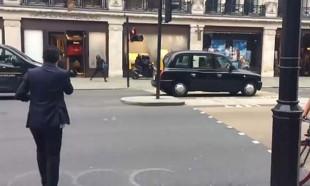 Londra'da aksiyon filmlerini aratmayan soygun