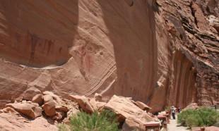 Tarihin hayranlık uyandıran izlerini taşıyan duvar