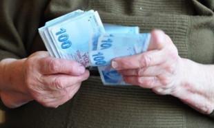 Yeni emekliye 1.600 TL maaş