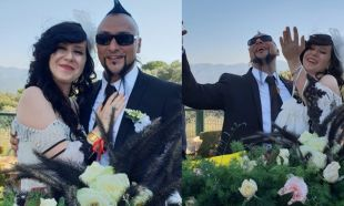 Hayko Cepkin ve Aslı Kula evlendi