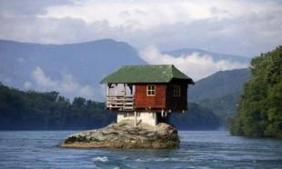 İşte dünyanın en garip tasarımlı evleri...