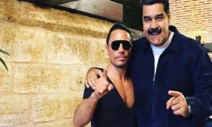 Nicolas Maduro'nun Nusret'te et yemesi halkı ayaklandırdı