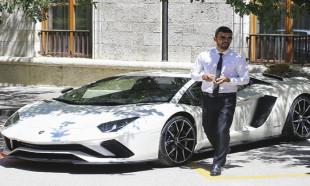 Kenan Sofuoğlu Lamborghini'sini satıyor