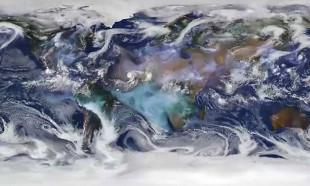NASA'dan mezosferik mavi bulutlara yolculuk