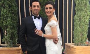 Mert Fırat ile İdil Fırat evlendi