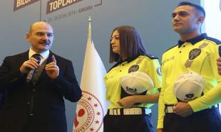 Trafik polislerine yeni üniforma