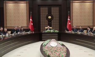 Cumhurbaşkanı, sinema sektörü temsilcilerini kabul etti