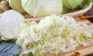 Beyaz lahananın bilinemeyen faydaları