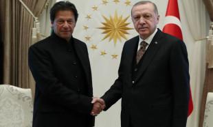 İşte Erdoğan ve Khan görüşmesinin detayları