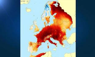 2018'de Avrupa ne kadar ısındı! İşte ay ay sıcaklıklar