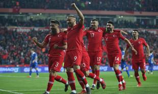 Bu akşam Fransa'yı yenersek Euro 2020 vizesi alırız