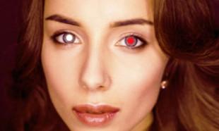 Flaşla çekilen fotoğraflarda gözler neden kırmızı çıkar?