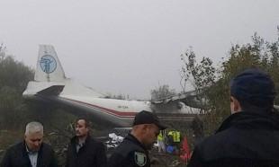 İspanya'dan İstanbul'a giden kargo uçağı Ukrayna'da düştü