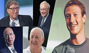 Dünyanın en zengin isimleri belli oldu