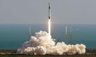 SpaceX'ten Uluslararası Uzay İstasyonu'na süper fareli kargo