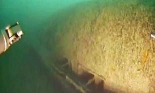 Şile-Ağva açıklarında 2. Dünya Savaşı'ndan kalma denizaltı bulundu