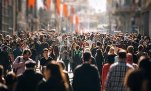 İşte Türkiye'nin en kalabalık ilçeleri