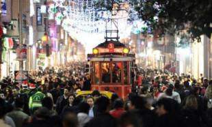 İstanbul'u en çok ve en az hangi ülke vatandaşları ziyaret ediyor?