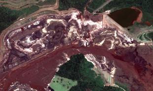 Brezilya'da barajın çökmesi sonucu ölenlerin sayısı 121'e çıktı