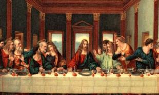 Kıyamet tarihi Son Akşam Yemeği tablosunda gizliymiş! Eğer doğruysa...