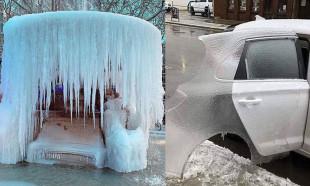 Kutup girdabı paylaşımları şaşırtıyor