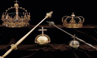 İsveç Kraliyet ailesinin kayıp tacı çöplükte bulundu