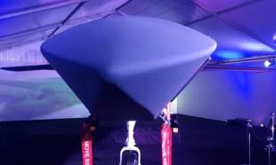 İlk kez görücüye çıktı! Yeni insansız hava aracını tanıttılar