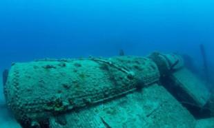 Çanakkale Boğazı'nın batık gemileri dalış turizmine kazandırılıyor