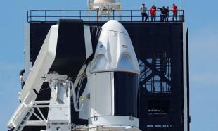 Personel taşıyıcı Dragon mekiğini Uluslararası Uzay İstasyonu'na gönderildi