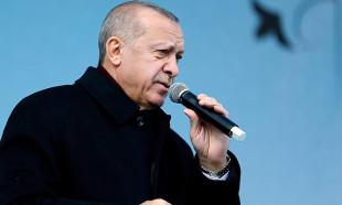Erdoğan: Bunu yapan bizi silmiş demektir