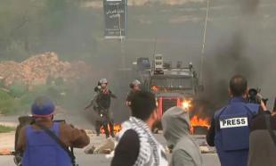 Ateşkese rağmen Batı Şeria karıştı: 1 Filistinli öldü