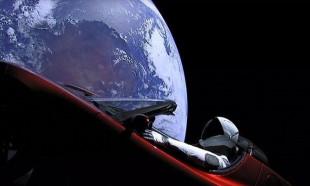 Elon Musk'ın uzaya gönderdiği araçtan yeni rekor