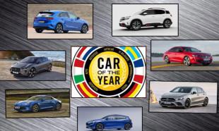 Avrupa'da Yılın Otomobili açıklandı