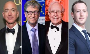Forbes dünyanın en zenginlerini açıkladı! İşte ilk 10 isim