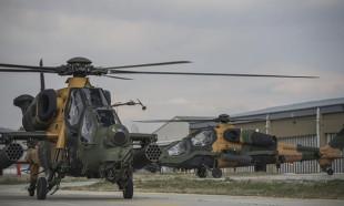Ağır Sınıf Taarruz Helikopteri Atak'a yerli top geliyor