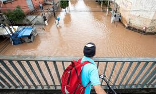 Brezilya'yı vuran sel felaketinde bilanço ağırlaşıyor