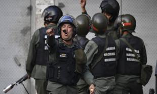 Venezuela'da darbe girişimi başladı