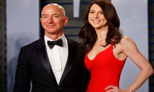 Jeff Bezos ile Mackenzie boşandı! Rekor tazminat