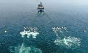 İşte Türkiye'nin ilk yerli ve milli sismik araştırma gemisi...