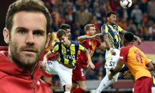 Fenerbahçe ve Galatasaray'ın Mata savaşı!