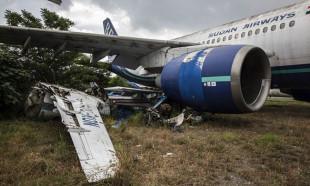 Atatürk Havalimanı'na terk edilen 17 uçak için çağrı