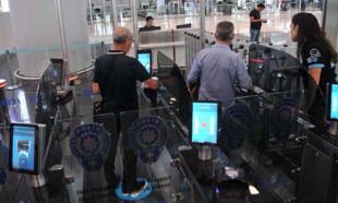 İstanbul Havalimanı'nda yolcular pasaporttan 18 saniyede geçecek
