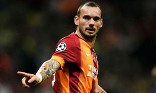 Gazişehir Gaziantep Sneijder'i istiyor