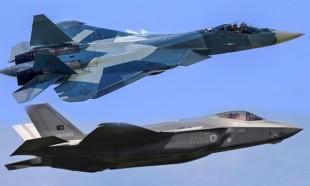 İşte F-35 ve Su-57 arasındaki farklar