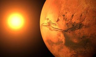 NASA'nın Mars verileri sızdı