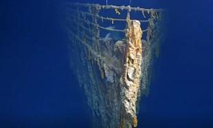 Demir yiyen bakteriler okyanusun dibindeki Titanik'i bitiriyor