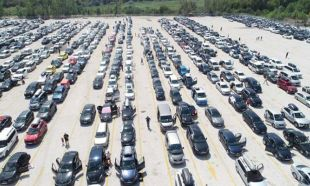 İpsala Sınır Kapısı'nda 9 kilometre araç kuyruğu