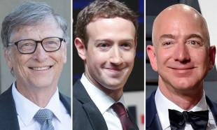 Dünyanın en zengin 20 ismi yayınlandı